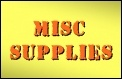 Misc Supplies