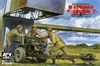 1:35 QF 6-pdr Airborne AT Gun Mk.IV w/Carriage(Pre-Order)
