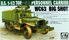 1:35 U.S. 1-1/2 Ton 6x6 Personnel Carrier WC63 'Big Shot'