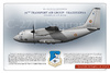 C-27J Spartan Bulgarian Air Force - EN Version (Poster 60x40 cm)