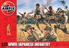 1:72 Japanese Infantry WWII (48 Figures)