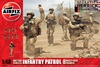 1:48 British Forces Infantry Patrol (8 Figures)