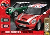 1:32 Mini Cooper S Twin Pack (Gift Set)