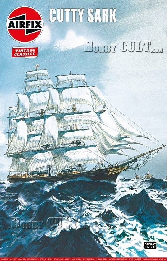 1:130 Cutty Sark 1869, Vintage Classics (Pre-Order)
