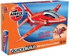 RAF Red Arrows Hawk  - Quickbuild Set (Pre-Order)