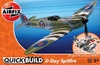 RAF Spitfire D-Day - Quickbuild Set (Pre-Order)