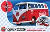 VW Camper Van 'Coca-Cola' - Quickbuild Set (Pre-Order)
