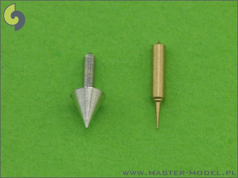 1:72 F-14 A  Early Version Nose Tip & Angle of Attack Probe