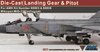 1:48 Landing Gear & Pitot for MiG-31 Foxhound (Pre-Order)