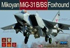 1:48 Mikoyan MiG-31B/BS Foxhound (Pre-Order)