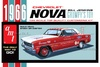 1:25 Chevrolet Nova 1966 - Stock, Street, Drag Racing (3 in 1)