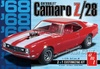 1:25 Chevrolet Camaro Z28 1968 - Stock, Street (2 in 1)