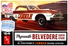 1:25 Plymouth Belvedere 'Lawman' Super Stock 1964