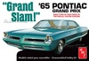 1:25 Pontiac Grand Prix 1965 - Stock, 2 Customs (3 in 1)