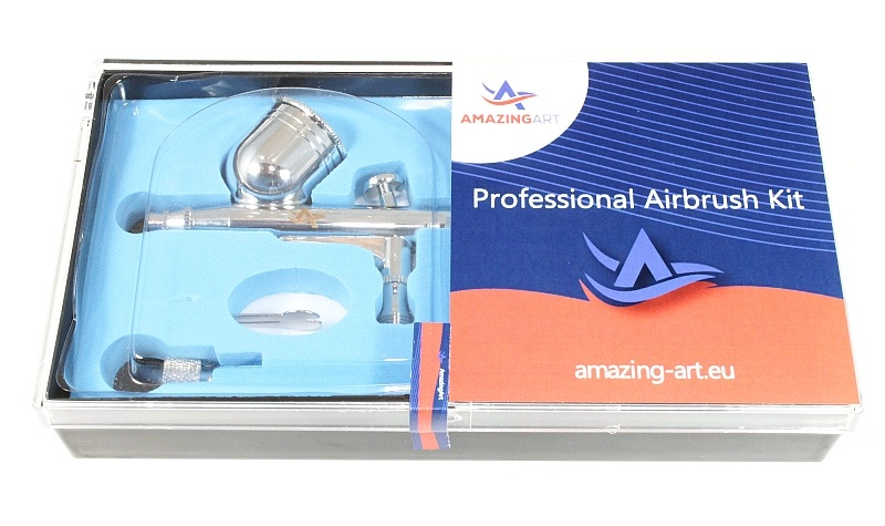 AA-130 Airbrush (Nozzle Set 0.30 mm, Cup 7 ml)