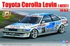 1:24 Toyota Corolla Levin AE92 Group A 1988 (Pre-Order)