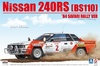 1:24 Nissan 240RS BS110 Safari Rally 1984 (Pre-Order)