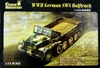 1:72 German SWS Halftrack