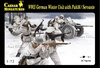 1:72 WWII German Winter Unit w/PaK 36 & Servants (Pre-Order)