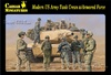 1:72 Modern US Army Tank Crews w/Armored Force (Pre-Order)