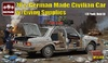 1:35 Mercedes-Benz W123 w/Living Supplies (Pre-Order)