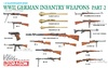 1:35 WWII German Infantry Weapons (Part 2)