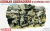 1:35 German Grenadiers (East Prussia 1945)