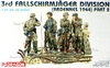 1:35 German 3rd Fallschirmjäger Division (Ardennes 1944) - Part