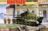 1:35 Sd.Kfz.182 King Tiger (Porsche Turret) w/Zimmerit