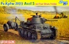 1:35 Pz.Kpfw.38(t) Ausf.S w/Fuel Drum Trailer (Smart Kit)