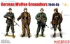 1:35 German Waffen Grenadiers 1944-1945 (Gen2 Gear)