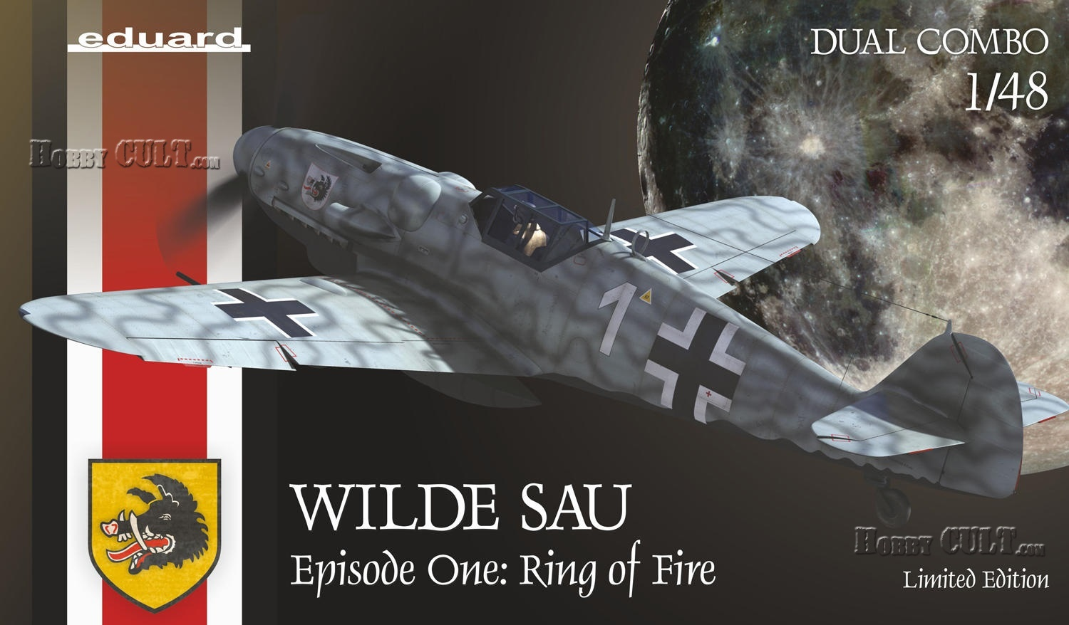 1:48 Wilde Sau Epizode One: Ring of Fire (Bf 109G-5/6) (for Limi