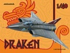 1:48 Saab J-35 Draken (Limited edition kit)