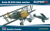 1:144 Avia B.534 late series  Quattro Combo (Super44 kit)