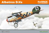 1:48 Albatros D.Va (for ProfiPACK kit)