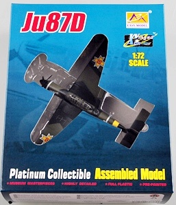 1:72 Junkers Ju-87 D-3 Stuka, Romanian Air Force, 1943
