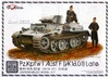 1:72 Pz.Kpfw.I Ausf.F (VK18.01) Late w/2 Figures (Pre-Order)