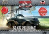 1:72 Sd.Kfz.263 6-Rad w/Metal Barrel (Limited) (Pre-Order)