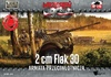 1:72 German 2cm Anti-Aircraft Gun Flak 30 (2 kits) (Pre-Order)