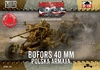 1:72 Bofors 40mm Anti-Aircraft Gun in Polish Service (Pre-Order)