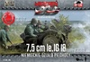 1:72 7.5cm leIG 18 on DS Wheels w/Crew (3 Figures) (Pre-Order)