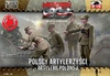 1:72 Polish Artillery Crews (16 Figures) (Pre-Order)
