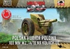 1:72 100mm Howitzer Skoda 14/19 on DS Wheels (Pre-Order)