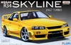 1:24 Nissan Skyline R34 25GT Turbo Full Aero