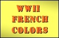 Enamel - WWII French Colors