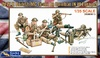 1:35 WWII British MG Team in Combat (N.W. Europe) (Pre-Order)