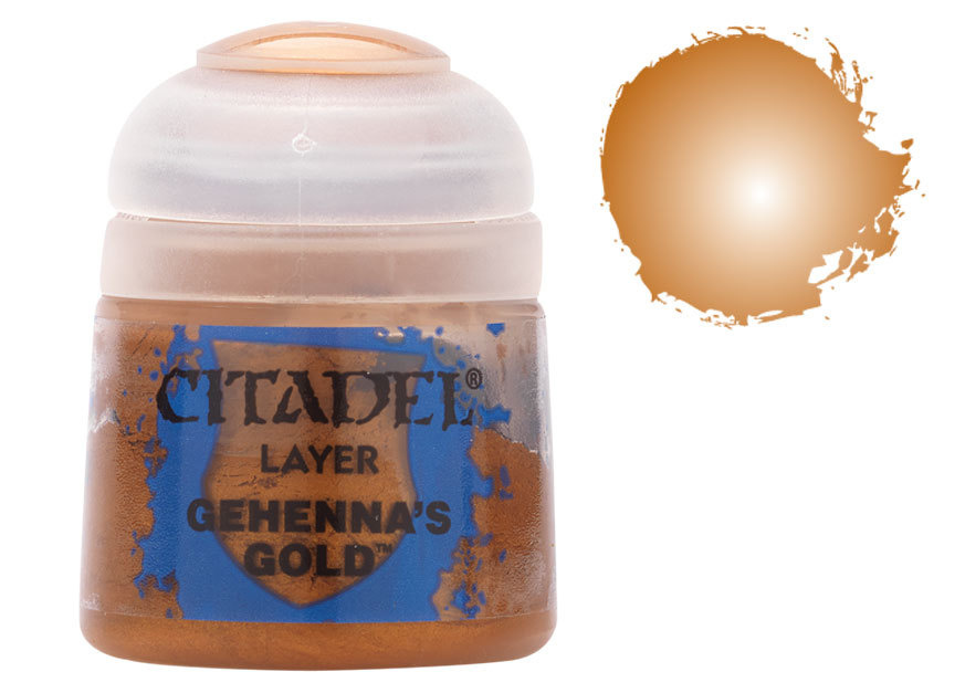Citadel Layer: Gehenna's Gold - 12ml (99189951061)