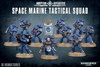 Space Marine Tactical Squad (99120101216)