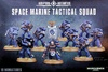Space Marine Tactical Squad (99120101128)