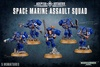 Space Marine Assault Squad (99120101126)